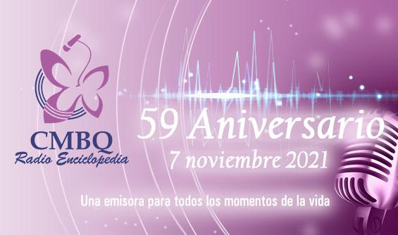 Aniversario 59 Radio Enciclopedia