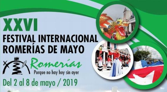 Christmas In Cuba 2019.Young People From All Over The World Attend Romerias De Mayo