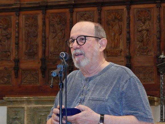 Festival Internacional de Música y Danza de Úbeda reconoce a Silvio Rodríguez