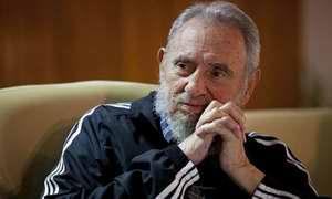 Inauguran exposición pictórica por el 90 cumpleaños de Fidel