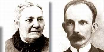 Cartas y versos de José Martí para su madre Doña Leonor Pérez