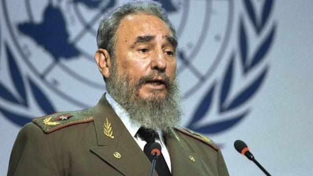 Destacan labor de Fidel Castro en defensa del medio ambiente