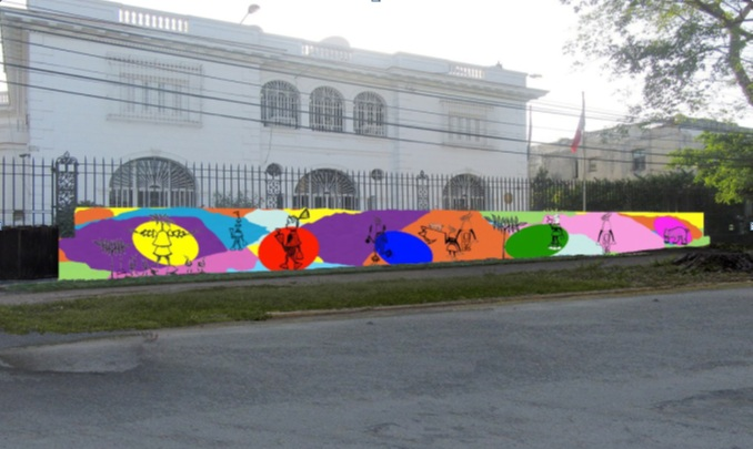 Exhibitions of Arte CONTINUA Project to celebrate the Month of French Culture in Cuba