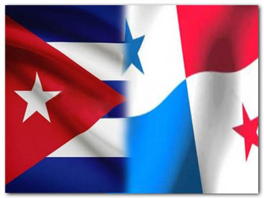 Cuba and Panama united in art