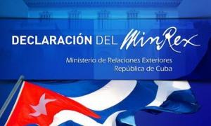 Cuba rechaza retorno de Doctrina Monroe