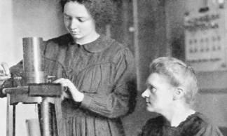 120 ans de la naissance d' Irene Joliot-Curie, Prix Nobel de Chimie