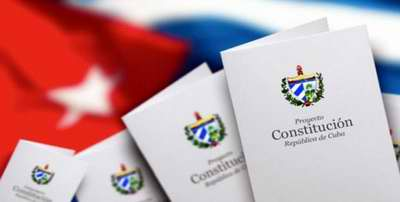 Cubans residing abroad participate in process to reform the countrys Magna Carta