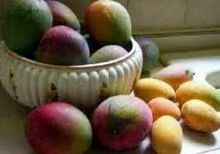 Sweet mangoes after a kidnapping