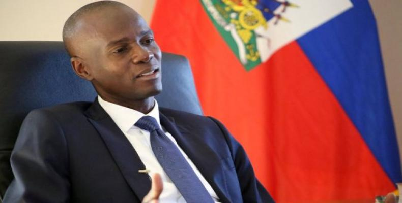 Haitian president pays official visit to Cuba
