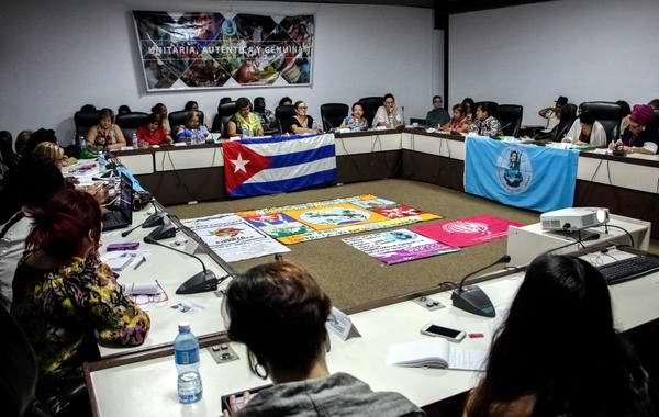 Mujeres progresistas de América Latina alzan la voz por sus derechos