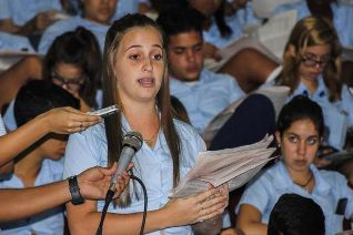 Cuban youth united for now and for the future
