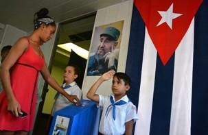 Actualiza Secretaria de la Comisión Electoral Nacional sobre el Referendo Constitucional en Cuba
