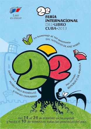 22 Feria Internacional del Libro Cuba 2013
