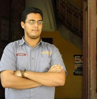 Director de la escuela Jesús Menéndez, lic. Eney Martínez