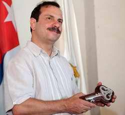 Antiterrorista cubano Fernando González agradece solidaridad de Nicaragua
