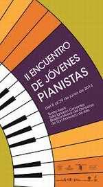 II Encuentro de Jóvenes Pianistas