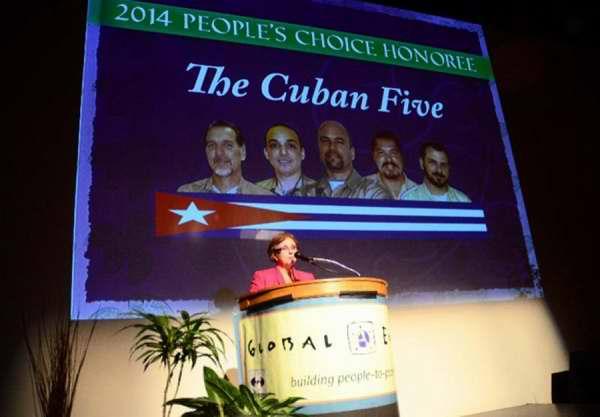 Campaña por los Cinco antiterroristas cubanos