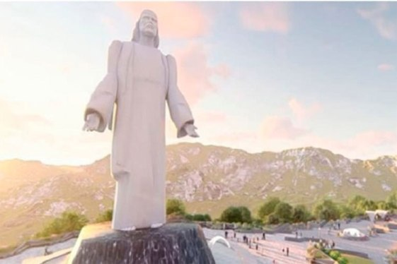 Mexico will have the largest Christ in the world