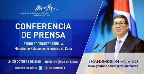 Cuba dénonce une nouvelle manœuvre de Washington