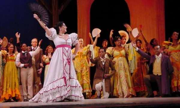 An unforgettable zarzuela returns to the Cuban stage: Cecilia Valdés