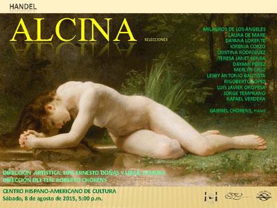 La ópera barroca Alcina: una grata sorpresa para el público cubano