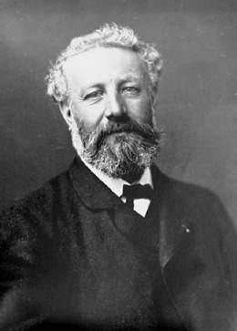 Julio Verne en su cumpleaños 190