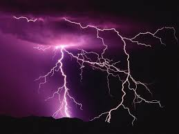 Lightning and lightning bolts