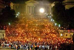 Marcha de las Antorchas este sábado en Cuba