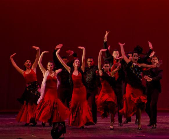 Atrayente temporada de Danza Española y flamenco en La Habana