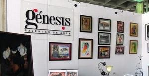 Une remarquable présence de Génesis Galería dans la foire Arte en La Rampa