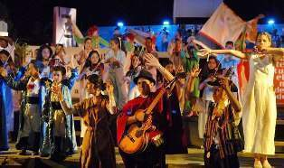 Korimakao estrenará espectáculo como homenaje a Fidel