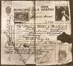 Macorina: the first woman who drove in Cuba