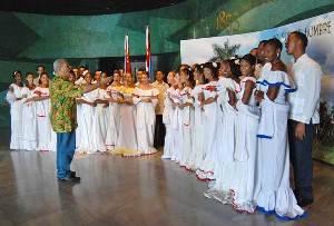 Academia de Canto Mariana de Gonitch dedica concierto este viernes a Fidel