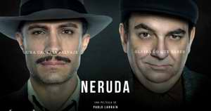 Revisiting Pablo Neruda through Chilean filmmaker Pablo Larraín