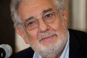 Plácido Domingo will sing to Cuba