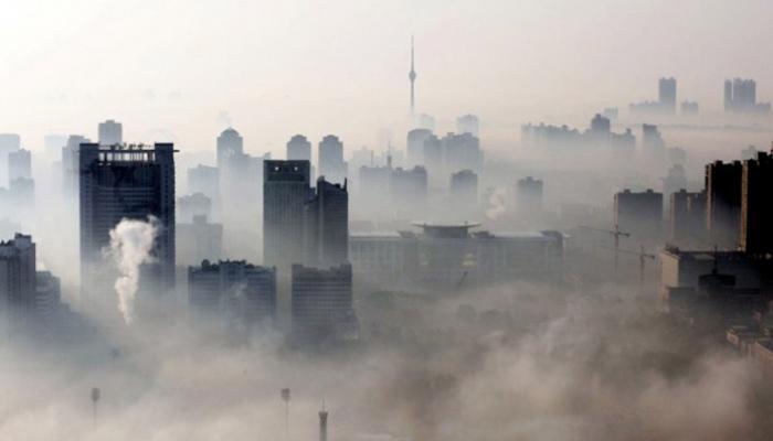 Impulsa la OMS campaña contra contaminación del aire