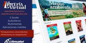 Inauguran en Cuba biblioteca virtual para el acceso a conocimientos especializados