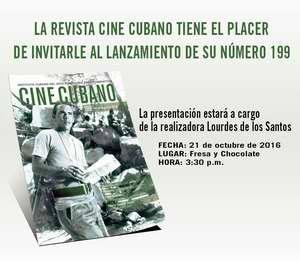 Celebrará el ICAIC el Día de la Cultura cubana