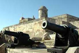 La Dama Azul del Castillo de Jagua
