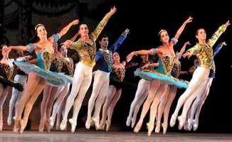 Ballet Nacional de Cuba emprende gira por ciudades europeas