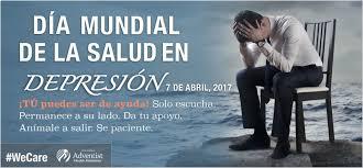 Día Mundial de la Salud 2017 dedicado a la depresión