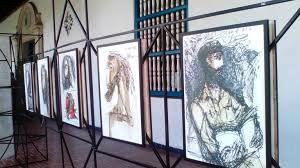 Exposición dedicada a Fidel Castro atrae al público santiaguero