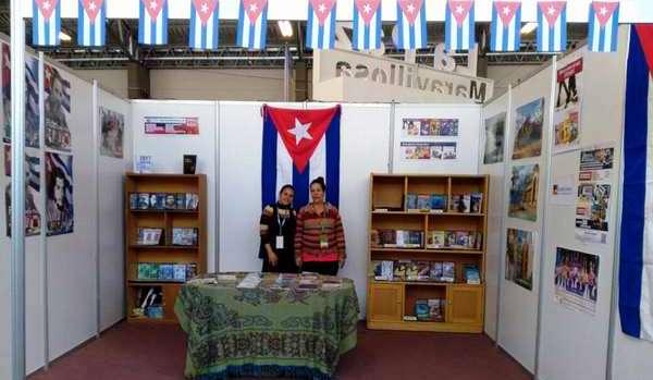 Hasta Bolivia llegó la Literatura cubana