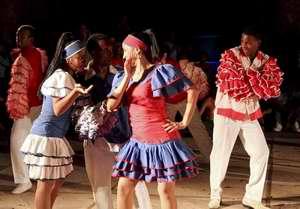En septiembre, taller de danza del Conjunto Folklórico Nacional