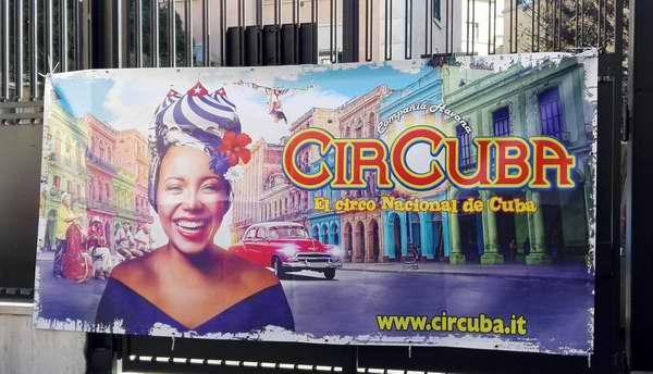 Circo Nacional de Cuba inicia gira por Italia