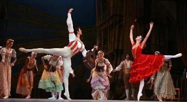 Ballet Nacional de Cuba presentará Giselle y Don Quijote en EE.UU.