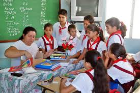 Homenaje agradecido a los maestros