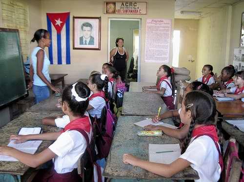 Reconoce Unesco prioridad de la educación en Cuba