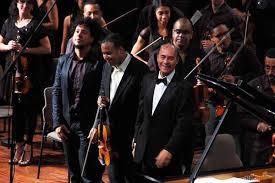 Familia López-Gavilán en Concierto de Fin de Año