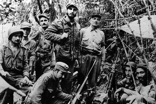 Últimos combates rebeldes antes de la victoria final de enero